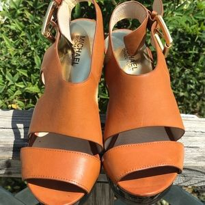 Nice brown summer shoes